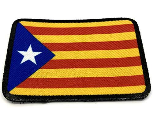 Catalaanse Catalaanse vlag gesublimeerde Morale Cosplay patch