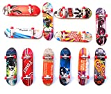 AMATOYS 12 juquetes Mini monopatín ,Blister de Skate,HC Enterprise-109