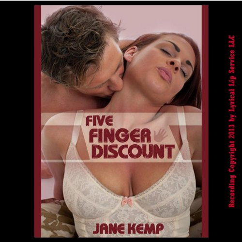 Five Finger Discount audiobook cover art