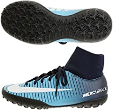 Nike Youth Mercurialx Victory VI CR7 DF Turf Shoes [OBSIDIAN] (3Y)