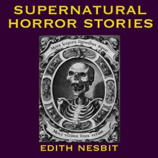 Supernatural Horror Stories cover art