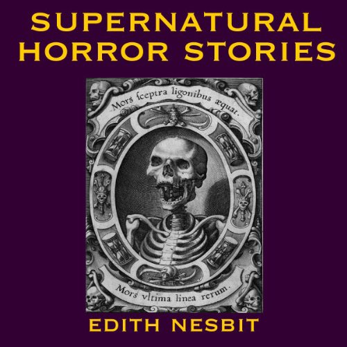 Supernatural Horror Stories audiobook cover art