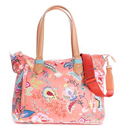 Oilily Color Bomb Damen Handbag OIL0105-116 Camelia