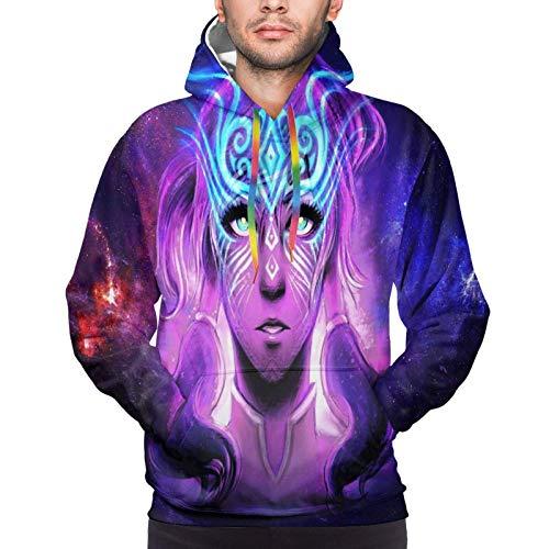 Avatar The Last Airbender/The Legend of Korra Men's 3D Printed Pattern Hoodie Sweater Ins Long Sleeve Top Hooded Sweatshirts