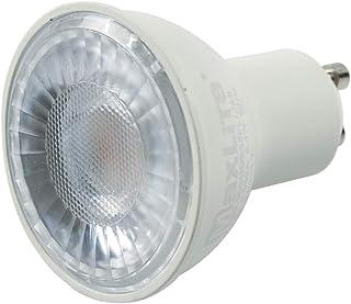 - Dimmable GU5.3 7W 500 Lm. LUX TG LMR16JAGU53D07-30KF MR16 LED Bulb 50W Equiv. 3000K
