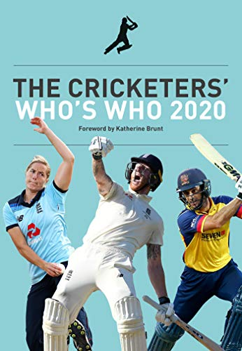 The Cricketers' Who's Who 2020