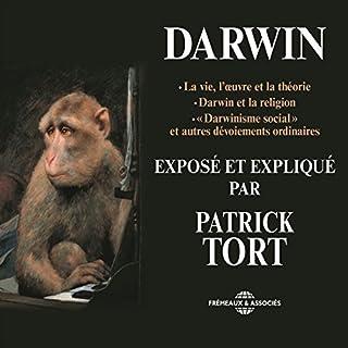 Couverture de Darwin exposé et expliqué