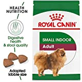 Royal Canin Small Indoor Adult Dry Dog Food, 2.5 lb. bag