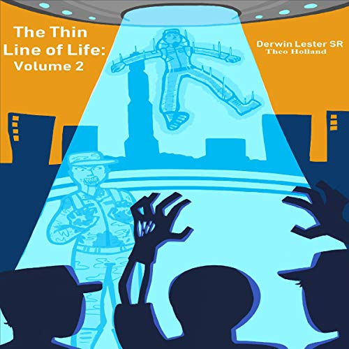 Omnibus: The Thin Line of Life, Volume 2 audiobook cover art