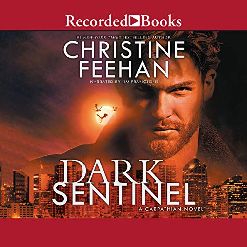 Dark Sentinel audiobook cover art