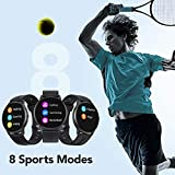 Zoom IMG-2 agptek lw11 smartwatch uomo orologio