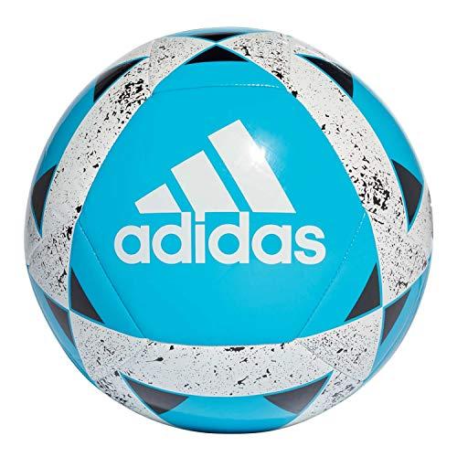adidas Starlancer V Trainingsball Blau Weiss