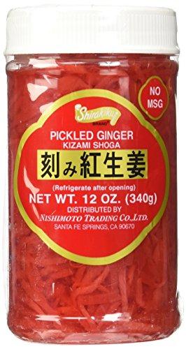 Kizami Shoga (Pickled Ginger) - 12oz (12oz)