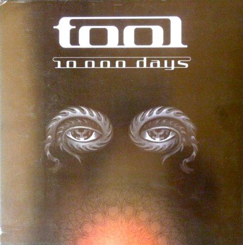Tool - 10,000 Days - Alien Eyes - Rare Advertising Poster - 12x12