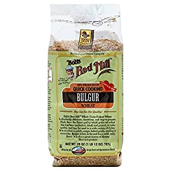 Bob's Red Mill Bulgur available from Amazon.