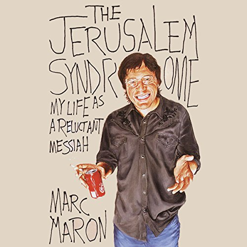 The Jerusalem Syndrome audiobook cover art