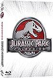 Jurassic World - Tetralogía [Blu-ray]