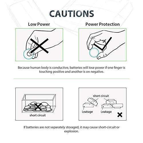 LiCB 10 Pack CR2450 Battery 3V Lithium CR 2450