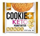PERFECT KETO SNACK: Incredibly Tasty, Gluten Free and Kosher NUTRITIOUS: 1.5g Net Carbs, Og Sugar, 5g Protein, 3g Fiber per Cookie! *How do I calculate Net Carbs (g)? Total Carbs (g) – Fiber (g) – Allulose (g) – Erythritol (g) = Net Carbs PREMIUM ING...