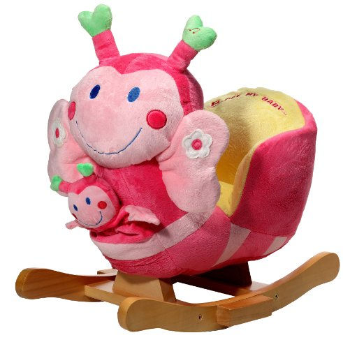 knorr-baby 60058 Schaukelschmetterling Amy