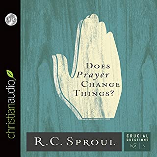 Does Prayer Change Things? audiobook cover art