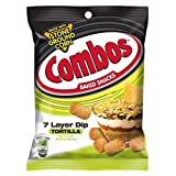 Combos 7 Layer Dip Tortilla Baked Snacks - 178g (3 Pack) Combo's …