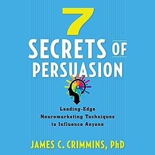 7 Secrets of Persuasion Titelbild