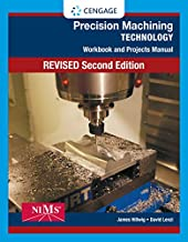 Workbook and Projects Manual for Hoffman/Hopewell/Janes' Precision Machining Technology, 2nd