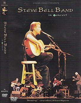 DVD Steve Bell Band In Concert Book
