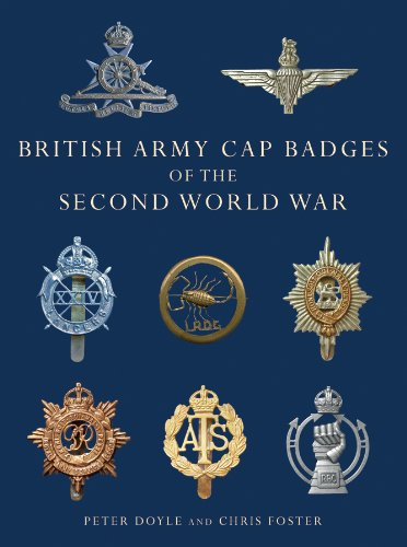 British Army Cap Badges of the Second World War (Shire Collections Book 8) (English Edition)