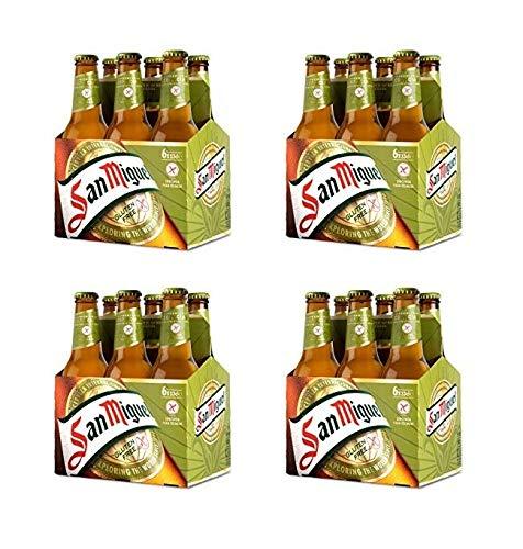 Bier San Miguel Gluten Free 24x33cl (Pack 24 Flaschen)