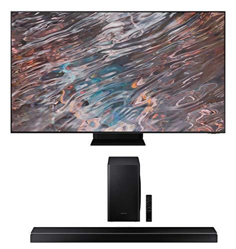 Samsung QN65QN800A 65' QN800A Series UHD Neo QLED 8K Smart TV with a...