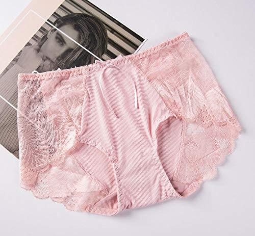 LTHH Sexy Spitzenhöschen für Damen, pink