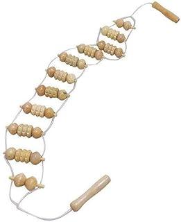 Haudang Outil de massage pour la thérapie du bois - Point de déclenchement - Soulagement des douleurs musculaires - Portab...