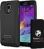PowerBear Batterie Étendue compatible pour Galaxy Note 4 [7500mAh], Couvercle...