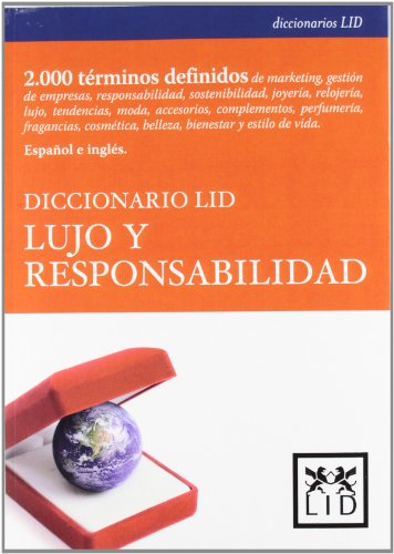 Diccionario Lid lujo y Responsabilidad (Diccionarios LID)