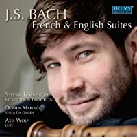 French & English Suites by J.S. BACH (2011-06-28)