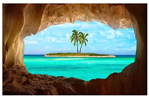 The Scenery On The Sea Outside The Cave Rompecabezas De 1000 Piezas Rompecabezas Difícil Y Desafiante Juguete Educativo para Aliviar El Estrés para Adultos Y Niños