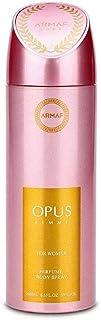 ARMAF Opus Femme For Women Perfume Body Spray, 200 ml