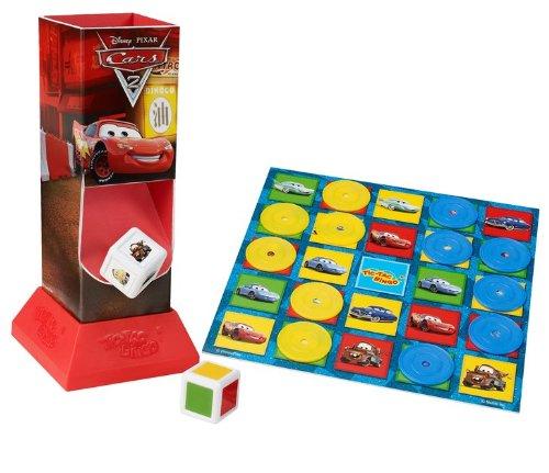 Cars 2 Tic-Tac-Bingo Game