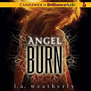 Angel Burn cover art