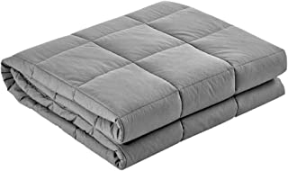 Giselle Bedding Weighted Blanket 100% plush and microfibre 7KG (152cm x 203cm) Deep Touch Pressure Stimulation (DTPS) Heav...