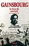 Gainsbourg : Le Livre du souvenir