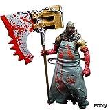 Duzhengzhou Resident Evil Biohazard Executioner Majini 7 18Cm PVC Figura de acción Modelo Coleccionable