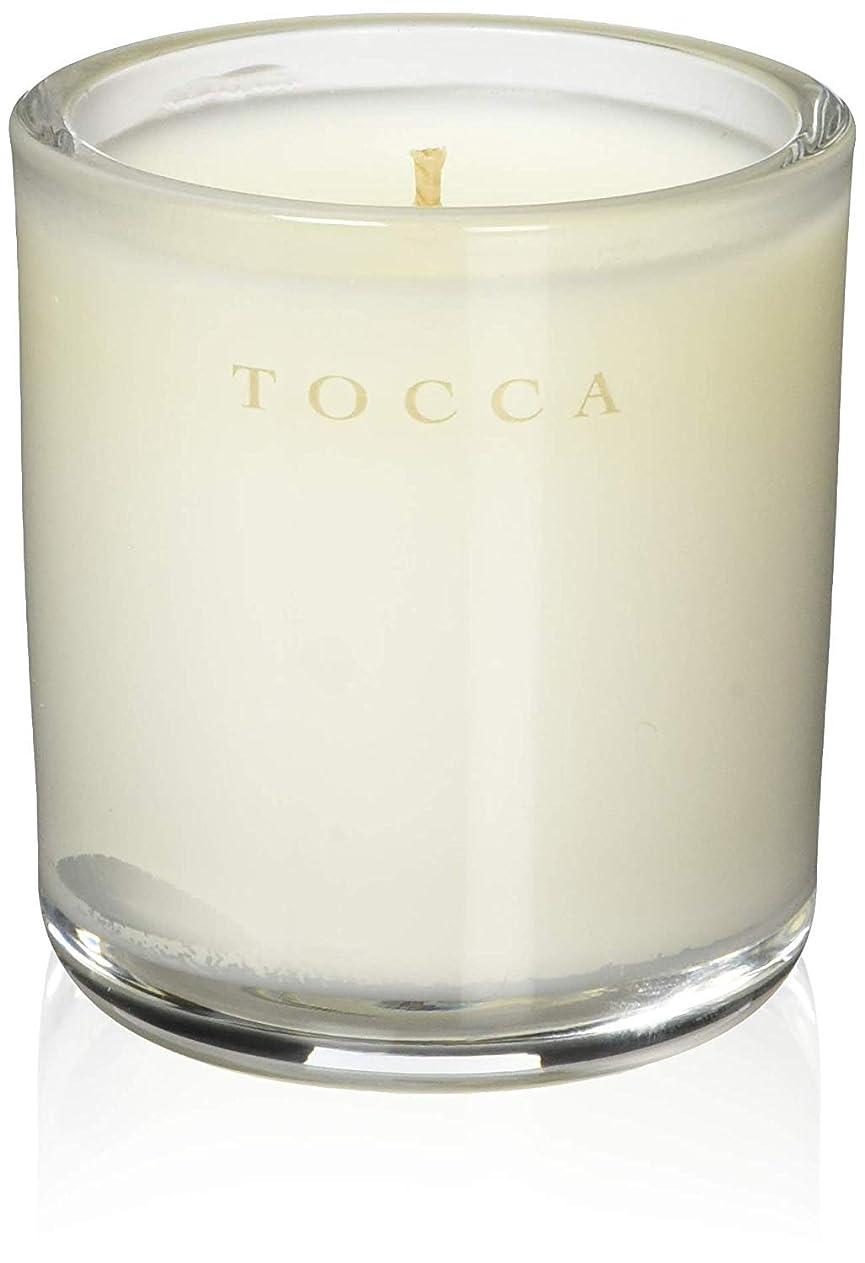 思想ジェーンオースティン多年生TOCCA(トッカ) ボヤージュ キャンデリーナ モントーク 85g (ろうそく 芳香 キューカンバーの爽やかな香り)