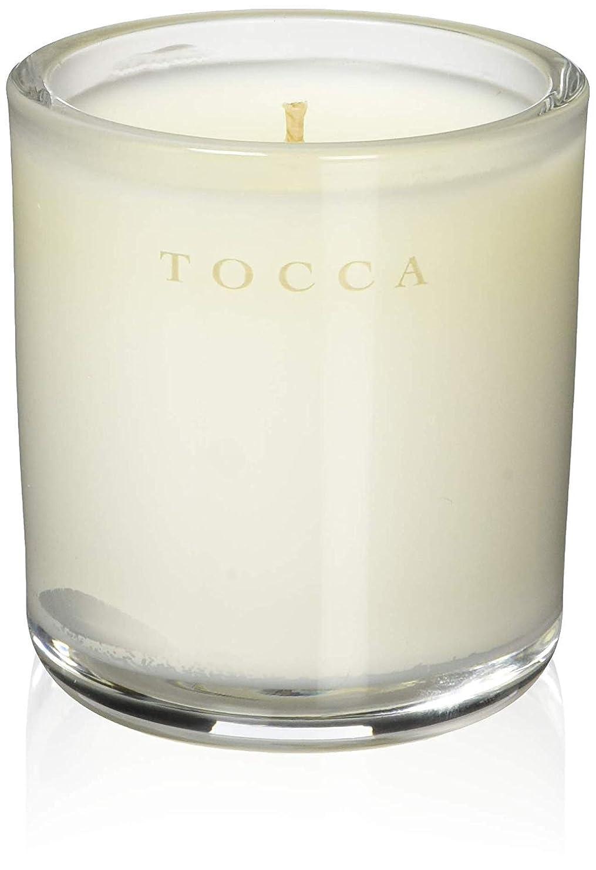 誘導タック決定TOCCA(トッカ) ボヤージュ キャンデリーナ モントーク 85g (ろうそく 芳香 キューカンバーの爽やかな香り)