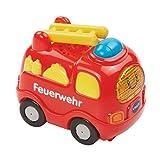 VTech 80 119804 – Tut Tut Baby Flitzer – Fire Brigade