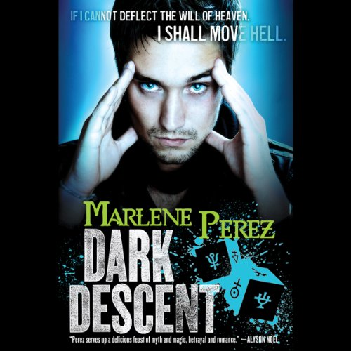 Dark Descent audiobook cover art