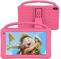 Tablet Ninos 7 Pulgadas IPS HD Display QuadCore Android 10.0 Pie Tablet PC para Niños - Cámaras Duales Certificadas GMS...