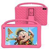 Tablet per bambini, 7 pollici, IPS HD, WiFi, QuadCore, Android 10.0, Pie Tablet PC per bambini,...